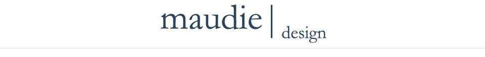 maudie | design